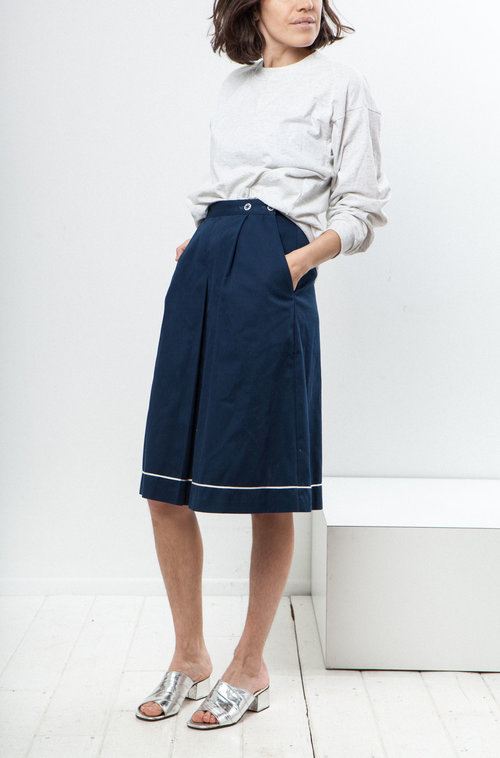 Poulpe vintage skirt