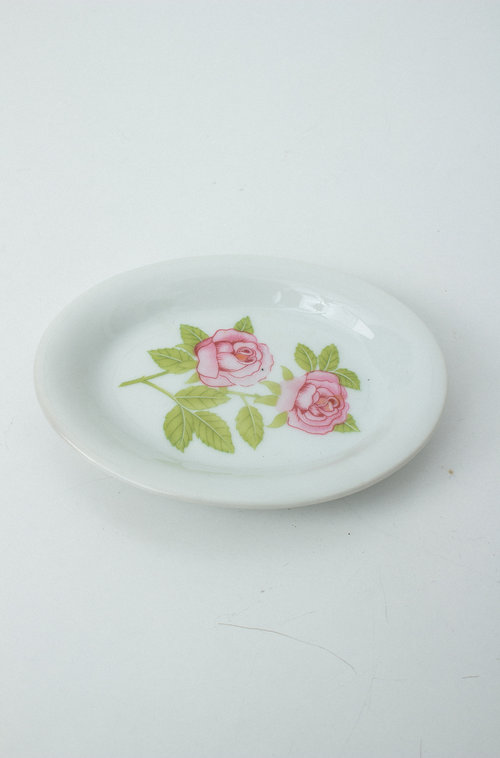 London vintage soap dish