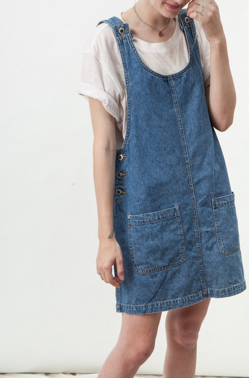 Easy West vintage denim jumper