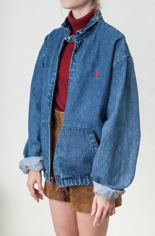 Polo Ralph Lauren vintage denim jacket