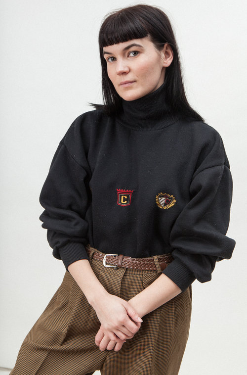 Chams vintage turtleneck