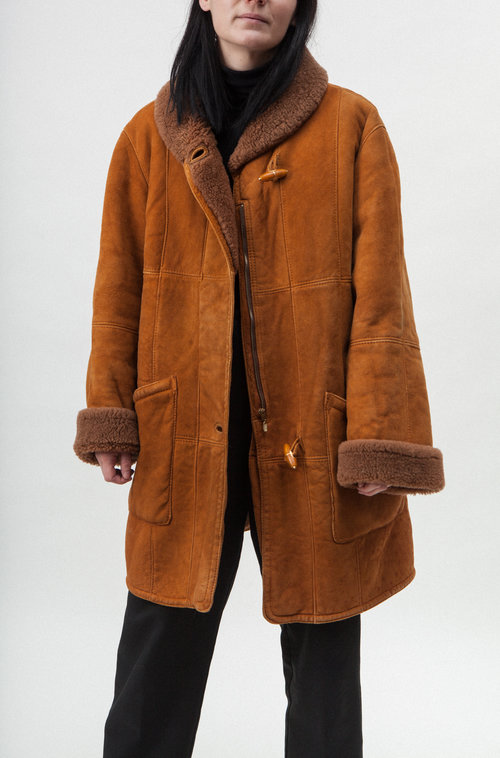 Sioui vintage sheep coat