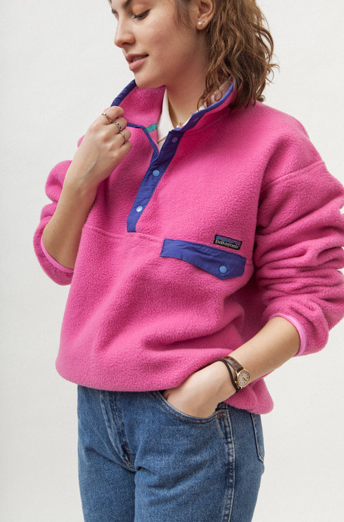 Patagonia Sincilla vintage fleece