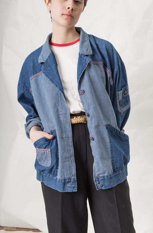 EMOTION denim jacket