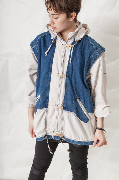 East West vintage jacket