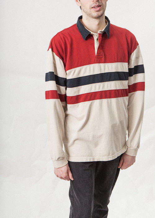Chad vintage polo