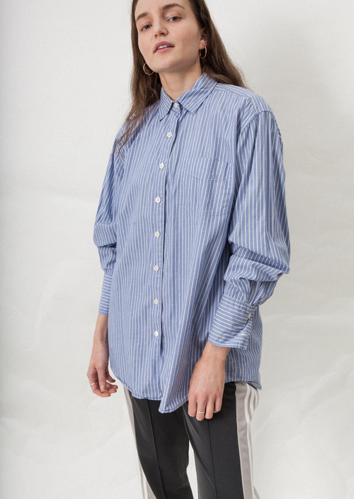 Neutron vintage striper shirt