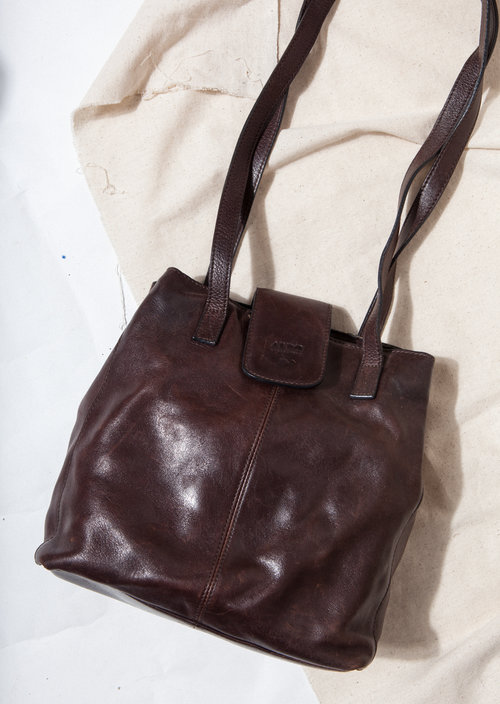 Aldo vintage leather bag