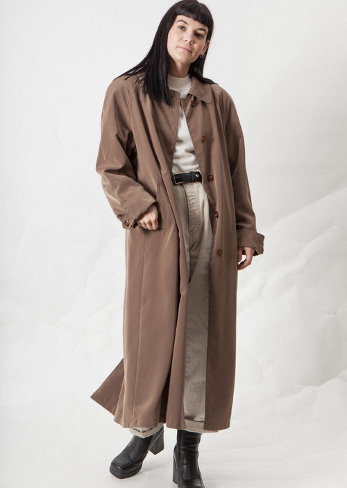 Point Casa vintage trench