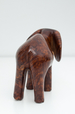 Expo wood elephant!