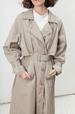 London Townes vintage trench
